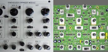 Behringer zeigt eine Synthesizer-Platine, einen Two Voice?