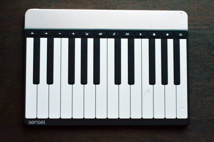 Sensel Morph - keyboard