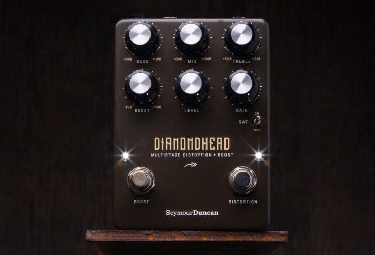 Test: Seymour Duncan Diamondhead, Verzerrer-Pedal