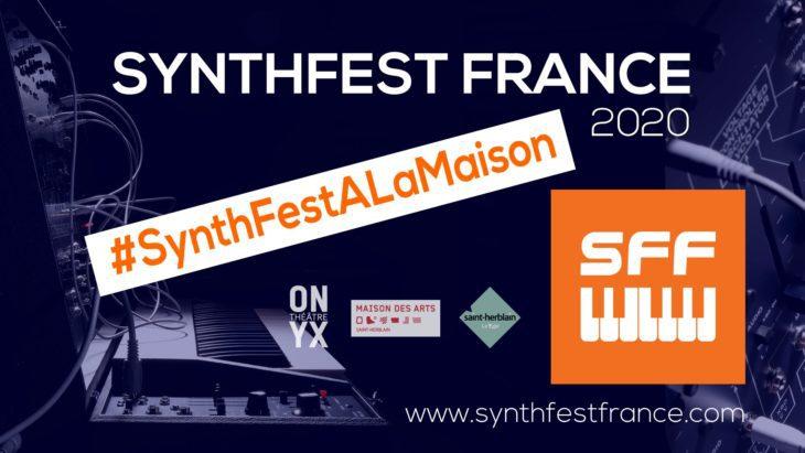 synthfest france a la maison