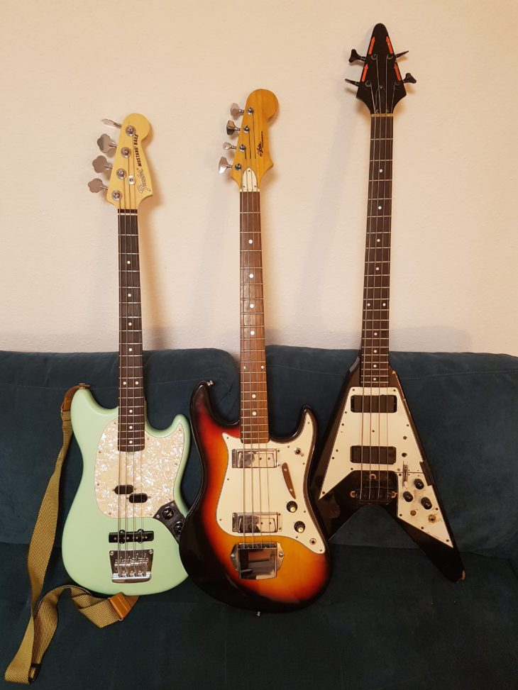 Kaufberatung E-Bass Shortscale Feature