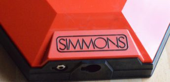 Black Box: Simmons SDS-1000 E-Drums & Pads