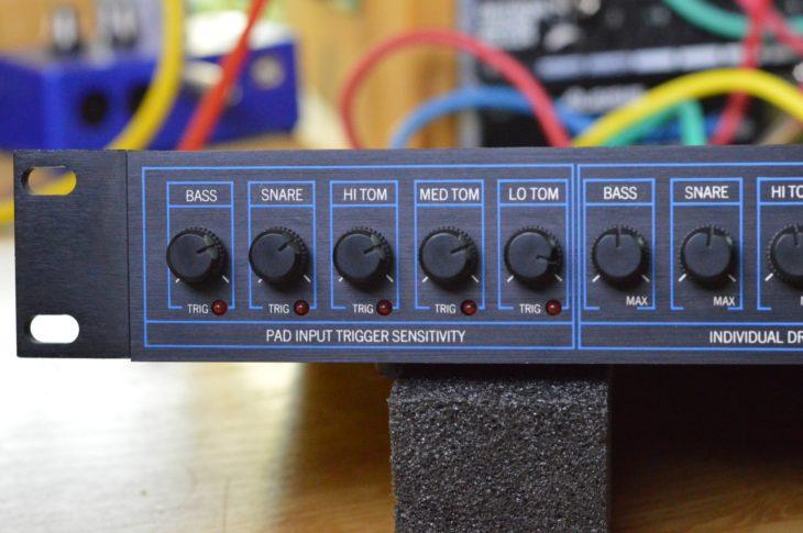 Die Trigger-Einstellungen beeinflussen die Klangqualität
