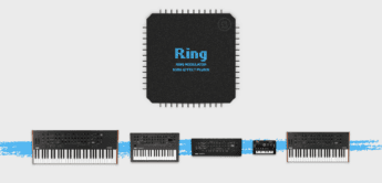 Sinevibes Ring Modulator Plugin für Korg Multi-Engine Synthesizer