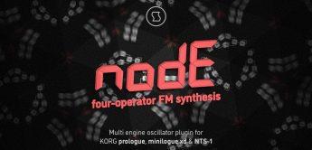 Sinevibes Node, FM-Engine für Korg Prologue, Minilogue XD & NTS-1