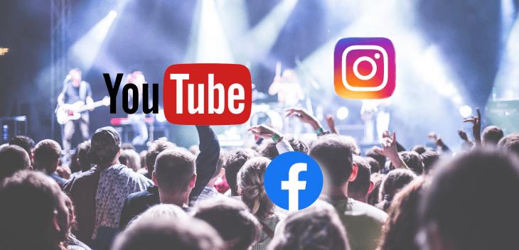 Kultur in der Krise social media