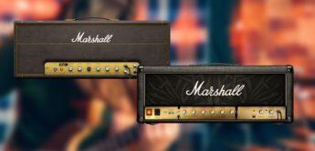 Softube präsentiert Marshall Plexi Super Lead 1959 und Marshall 2203KK Plugins