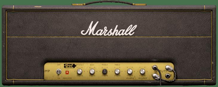 softube volume 4 marshall plexi super lead