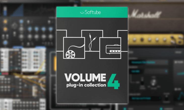 softube volume 4