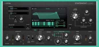 Softube Statement Lead – Synthesizer-Plugin für EDM