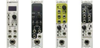 Sonicsmith ConVertor E1 & MIDVertor E1 – Pitch-to-CV/MIDI Module