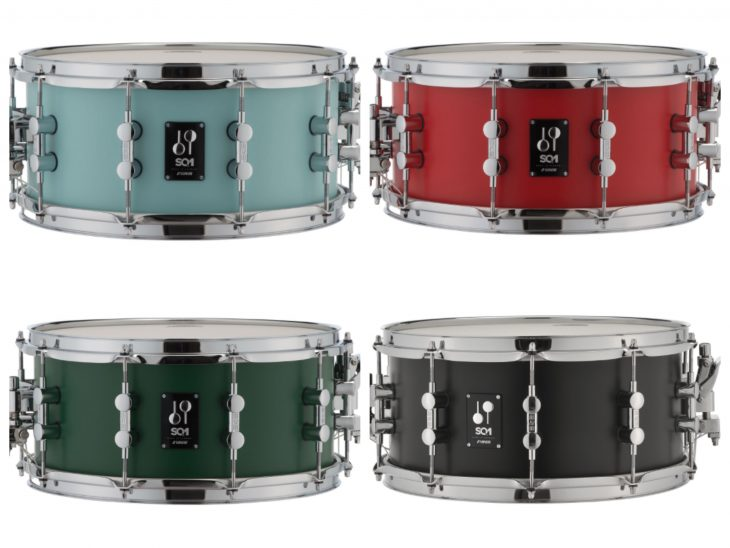Sonor SQ1 Finishes