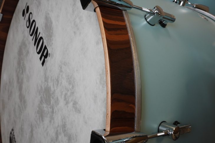 Sonor SQ1 Hoop test