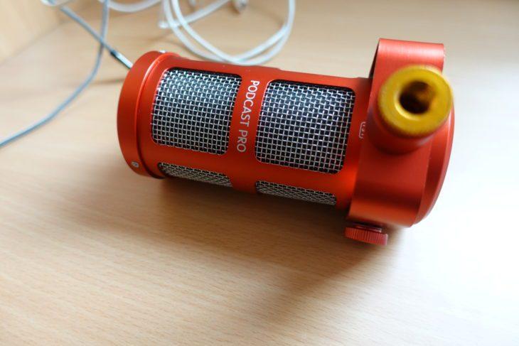 Sontronics Podcast Pro Halterung