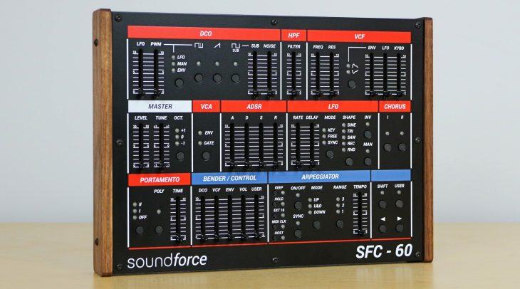 soundforce sfc-60 v3 controller 1
