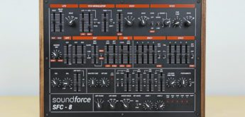 Superbooth 20: Soundforce SFC-8 – MIDI-Controller für Jupiter-8 Plugins