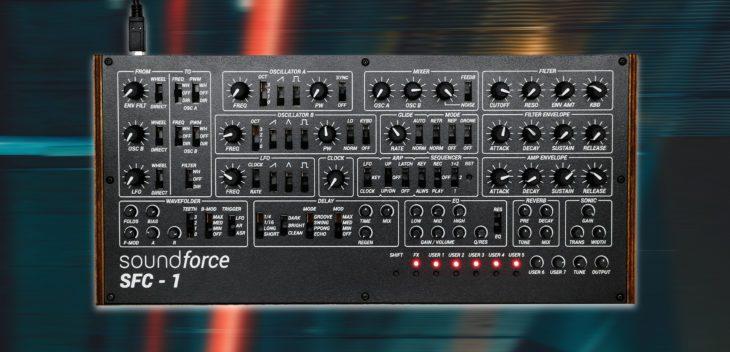soundforce sfc1