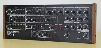 Soundforce SFC-5 V2 – MIDI-Controller in neuer Version