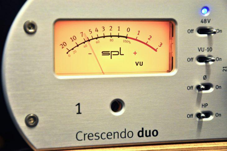 SPL Crescendo duo
