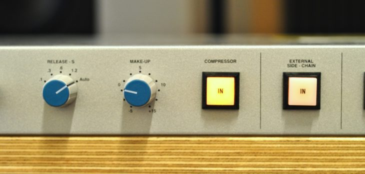 SSL G Series Compressor
