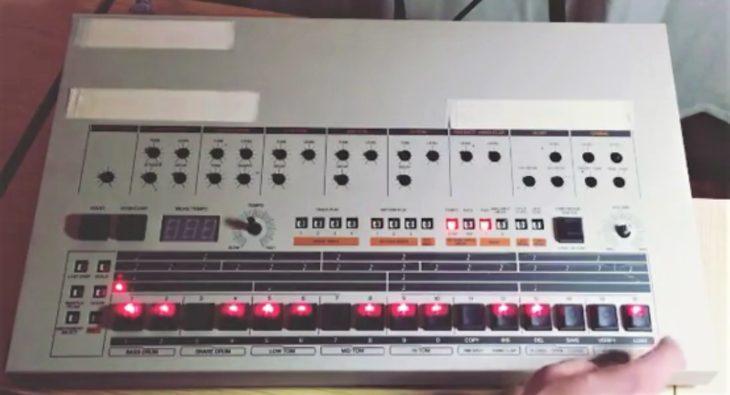 Steda Electronics DIY 909 Drum Machine