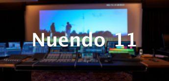 Steinberg Nuendo 11: Neue Features für Video, Ton und Games