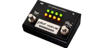 Stepaudio stellt Pilot Wave Pedal vor, MIDI-Sequencer