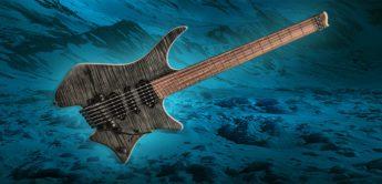 Test: Strandberg Boden Fusion, E-Gitarre