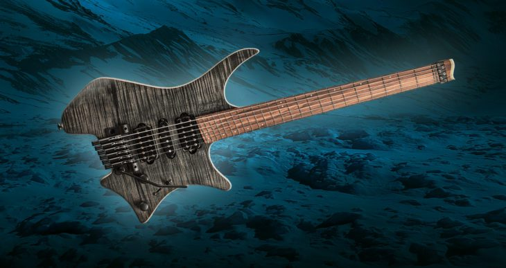 Strandberg Boden Fusion E-Gitarre