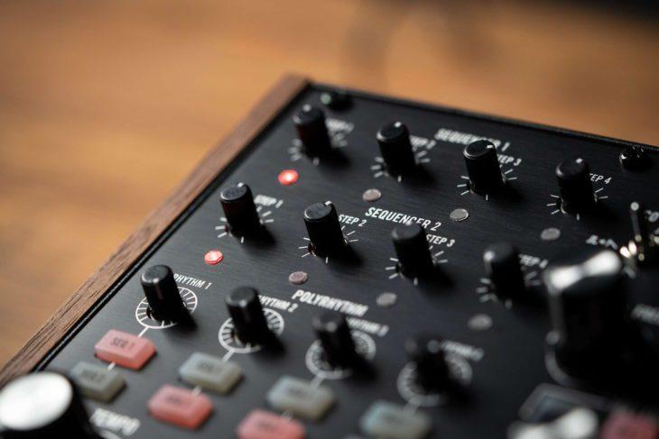 Moog Subharmonicon - Sequenzer (Quelle: Moog)
