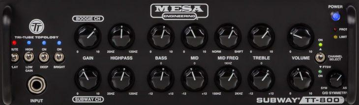 Mesa Boogie Subway TT-800