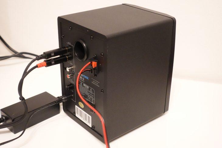 Swissonic MM-3 verkabelt