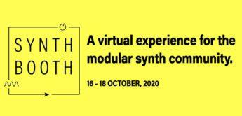 SynthBooth 2020 – Online-Event für die Modular Community vom 16.-18.10.