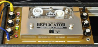 Test: T-REX Replicator Eurorack, analoges Bandecho