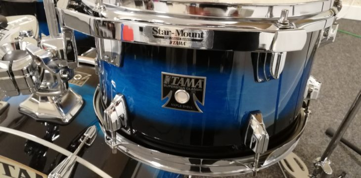 test tama superstar neo mod kit shell