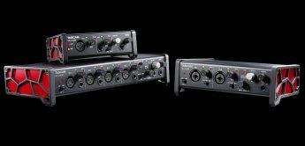 Drei neue USB-Audiointerfaces: Tascam US 1×2, 2×2 und 4×4 HR