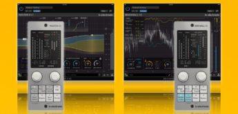 TC Electronic präsentiert Master X HD /Brickwall HD Plugins mit Controller