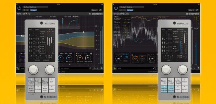tc electronic master x hd brickwall hd