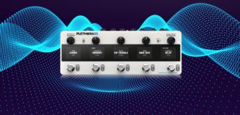 Test: TC Electronic Plethora, Multieffektboard