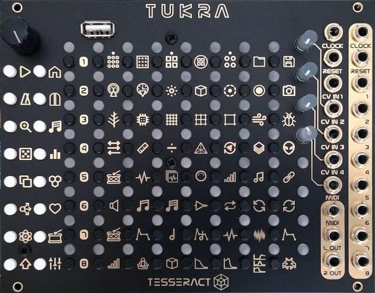 Tesseract Modular Tukra 1
