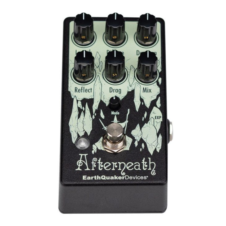 Test: Earthquaker Devices Afterneath V3 Reverberator