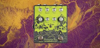 Test: Earthquaker Devices Avalanche Run 2, Delay- und Hall-Pedal
