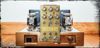 Test: Chase Bliss Audio Brothers, Verzerrer-Pedal