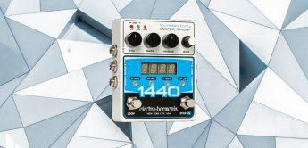 Test: Electro Harmonix 1440, Stereo Looper