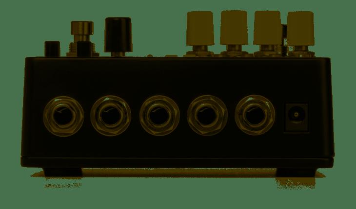 Test: Electro Harmonix Oceans 12