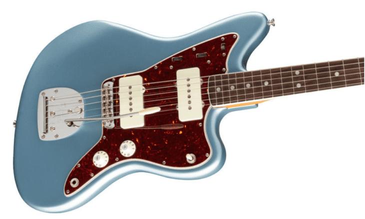 Test Fender American Original 60 Jazzmaster