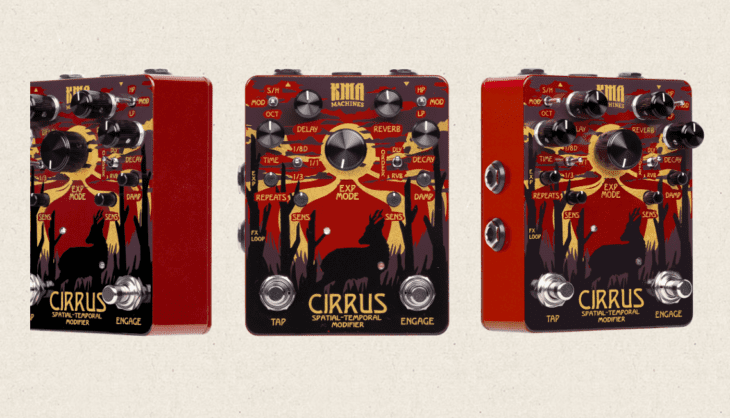 KMA Audio Machines Cirrus