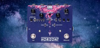 Test: KMA Audio Machines Horizont, Phaser Pedal