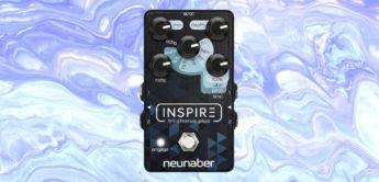 Test: Neunaber Inspire Tri-Chorus Plus NG, Chorus-Pedal
