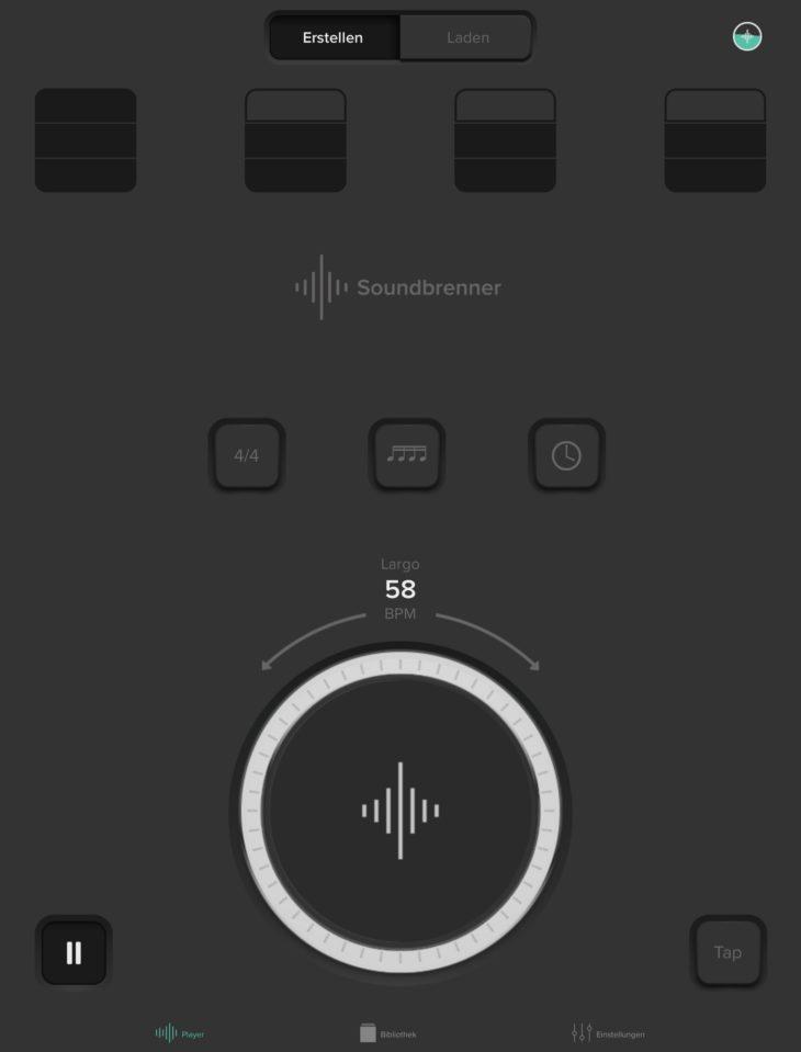 Test Soundbrenner App